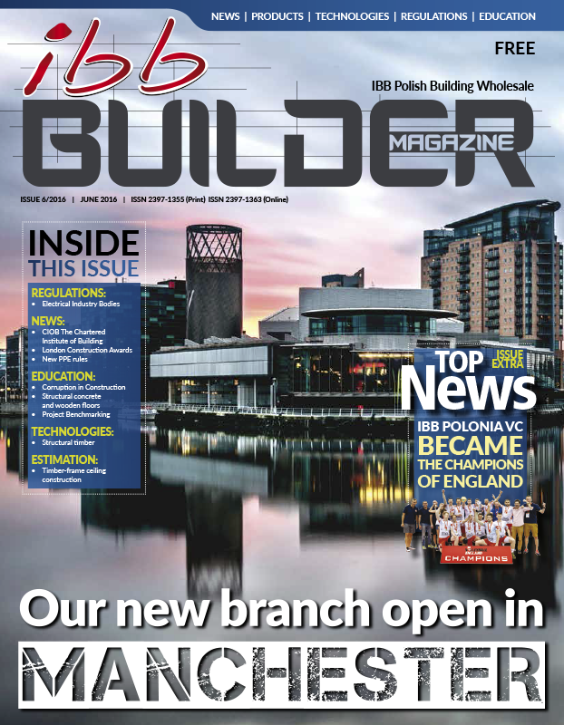 IBB Builder No.6/2016