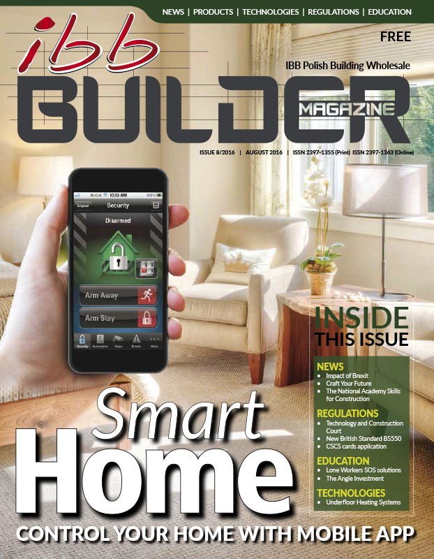 IBB Builder No.8/2016