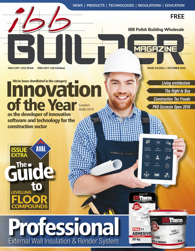 IBB Builder No. 10/2016