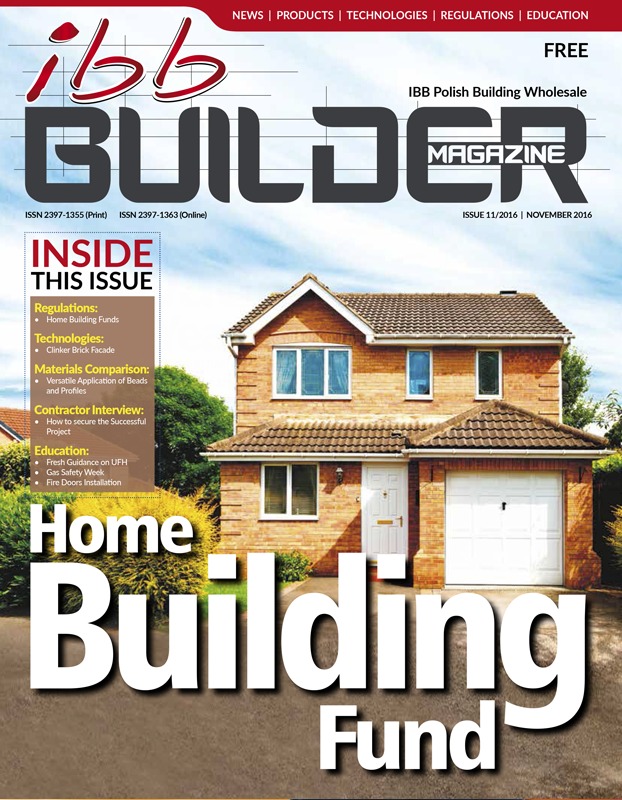 IBB Builder No. 11/2016