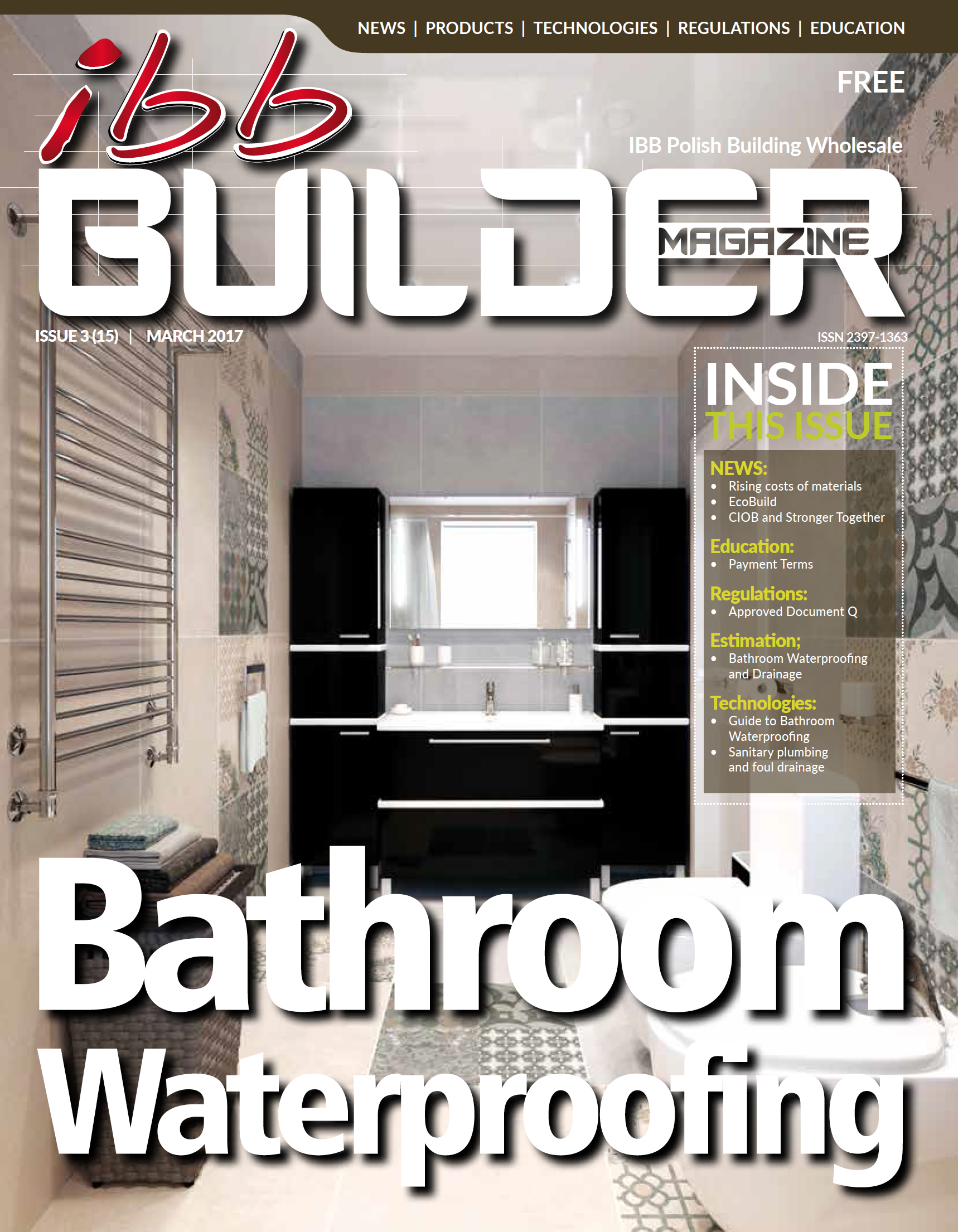 IBB Builder No. 03/2017