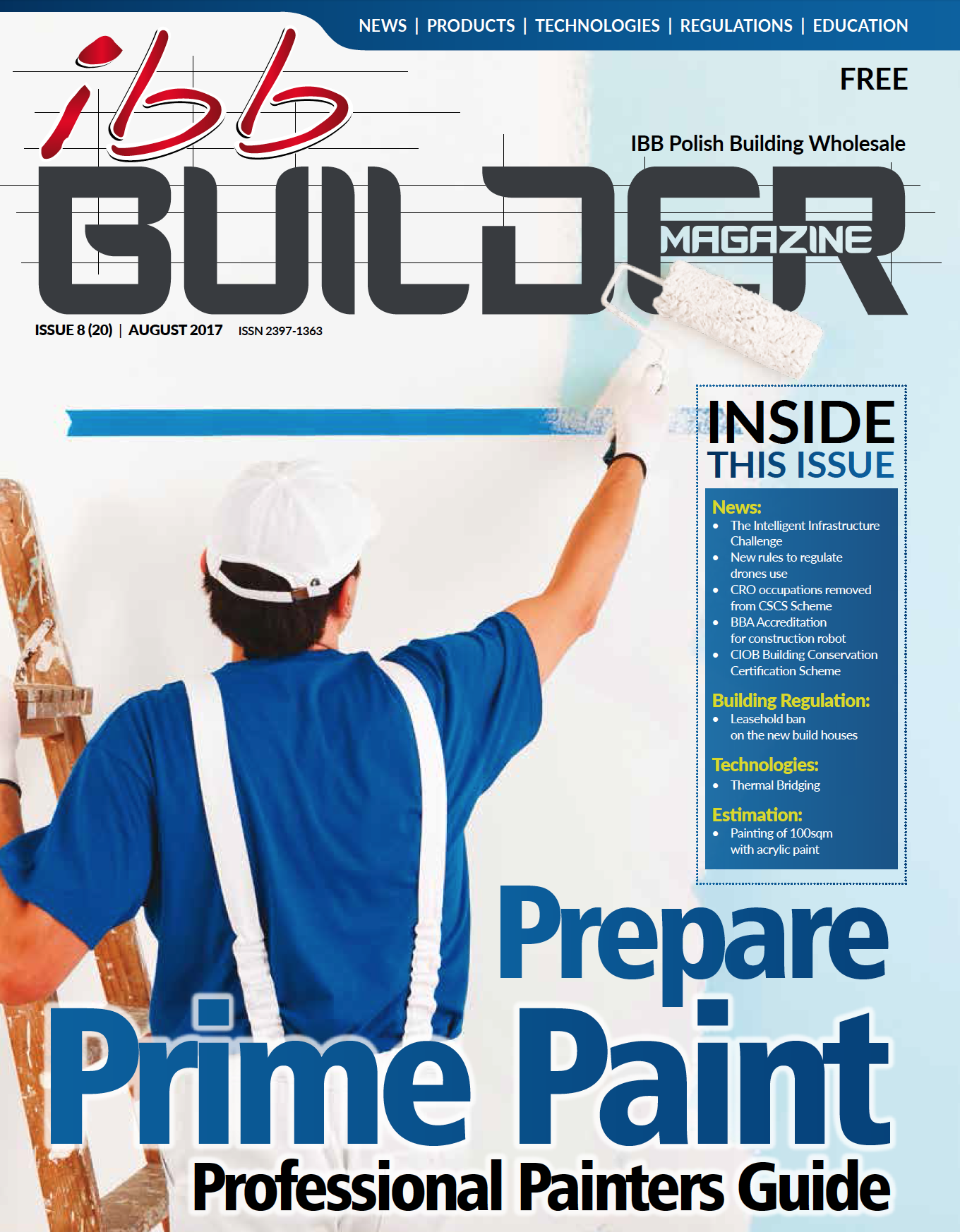 IBB Builder No. 8/2017