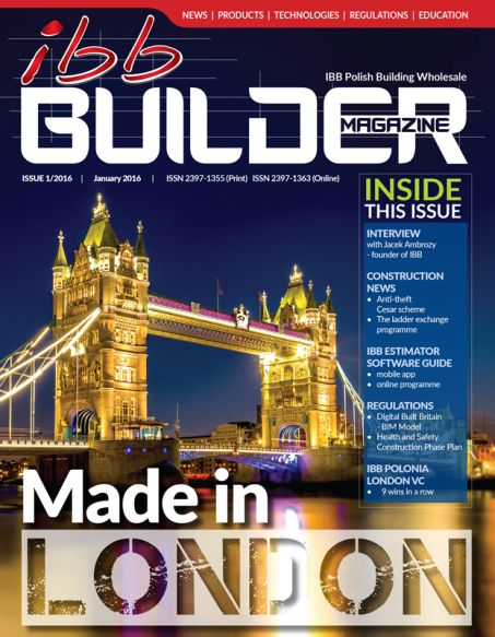 IBB Builder No.1/2016