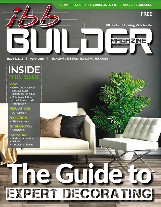 IBB Builder No.3/2016