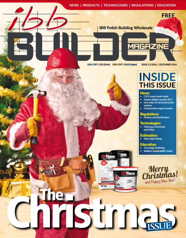 IBB Builder No. 12/2016